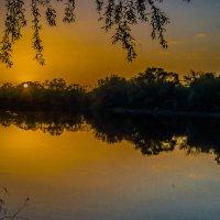Закат над рекой Дон :: олеся тронько