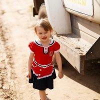 Хорошо в деревне весной :: Евгения Савина
