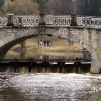 Висконтиев  мост :: Ирина Румянцева