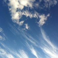 Рисунки на небе.. :: Светлана Сейбянова