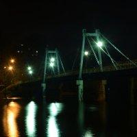 Пешеходный мост :: Петр