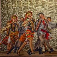 Веселый танец :: Александр Бойко