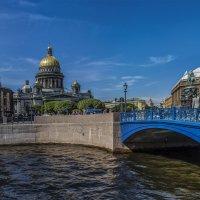 Синий мост** :: Valeriy Piterskiy