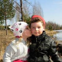 Первая любовь! :: Vladimir Perminoff