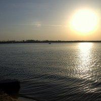 На озере :: Валерий Самородов