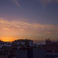 Вот такой вот закат.. :: Светлана marokkanka