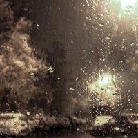 снег за стеклом :: Тот-Самый Санек