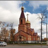 Преображенский храм. Димитровград. Ульяновская область :: MILAV V
