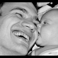 Папа с доцей :: Алёнка Силкина