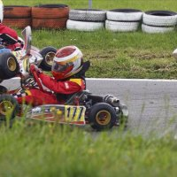 Картинг crash :: Анна Уварова