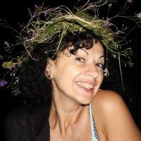В купальскую ночь :: Анна Романова