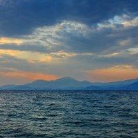 Ах море,море, Эгейское! :: Galina Kazakova