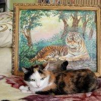 два тигра :: Лана Lana
