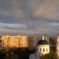 Радуга после дождя :: Алексей Колодин