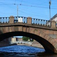 Мосты Питера. :: Sergey Serebrykov