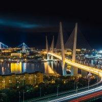 Ночной Владивосток :: Вячеслав Борисюк