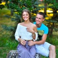 Кристина и Артем :: Катерина Горелова