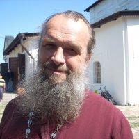 Протоиерей Василий Середа :: Sergey Serebrykov