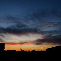 Небо :: Татьяна Костенко (Tatka271)