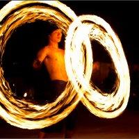 Fire show :: Юлия Ковальчук
