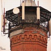 Пожарная башня! :: Александр Маркин