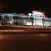 мой город вечером.. :: Надежда Шемякина