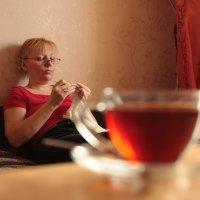 я все вяжу, а чай мой стынет... :: Надежда Шемякина