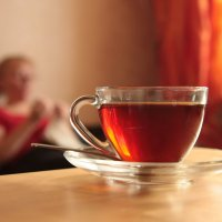 чашечка чаю... :: Надежда Шемякина