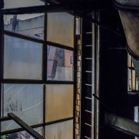 Вид из окна...ЗИЛ :: Наталья Rosenwasser