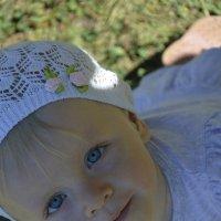 малышка :: Анастасия Коробейникова