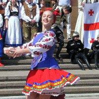 в танце :: Оля5 Соболева