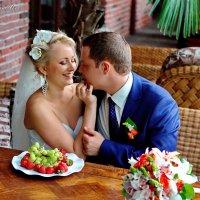 свадьба :: Мадлен Кувандыкова