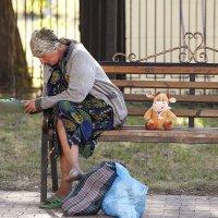 Одиночество вдвоём :: Евгений Кудинов