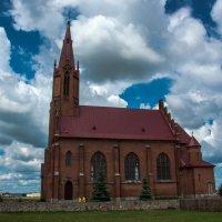 Спасо-Преображенская церковь :: Александр Тарасевич