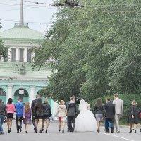 свадебный строй :: вадим измайлов