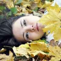 Осенняя листва :: Катерина Горелова