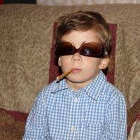 Don Karleone (в детстве) :: Евгений Носков