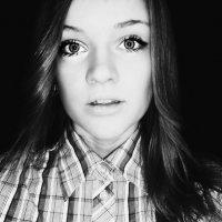 в чёрно-белом формате :: Вика Пушнякова