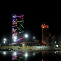 Ночная красота города :: Кристина Волошина