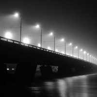 Мост в ночи :: Николай Голованов