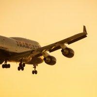 Boeing 747-400 Transaero :: Владимир Лалетин