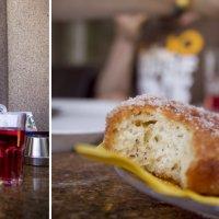Финские веган-пончики :: Malina Shock