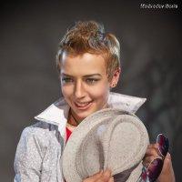 портрет девушки :: Борис Медведев