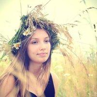 В поле :: Nataliya Belova