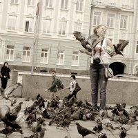 Летняя Москва :: Елена Васильева