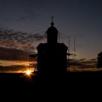 Константиновская часовня на закате :: Татьяна Варфоломеева