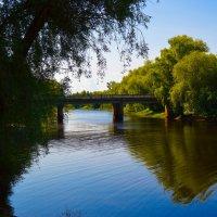 Мост над Порусью :: Sergey Serebrykov