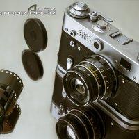 My parent's camera :: Alex Okhotnikov