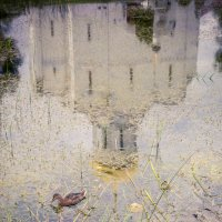A reflection of reflection :: Alex Okhotnikov