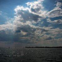Штиль на море :: Galina Kazakova